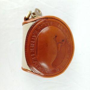 Vintage Dooney & Bourke Big Duck Mini Coin Purse
